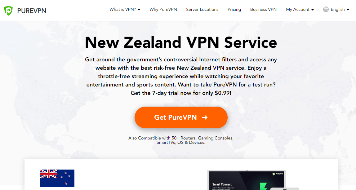 best vpn nz Pure VPN