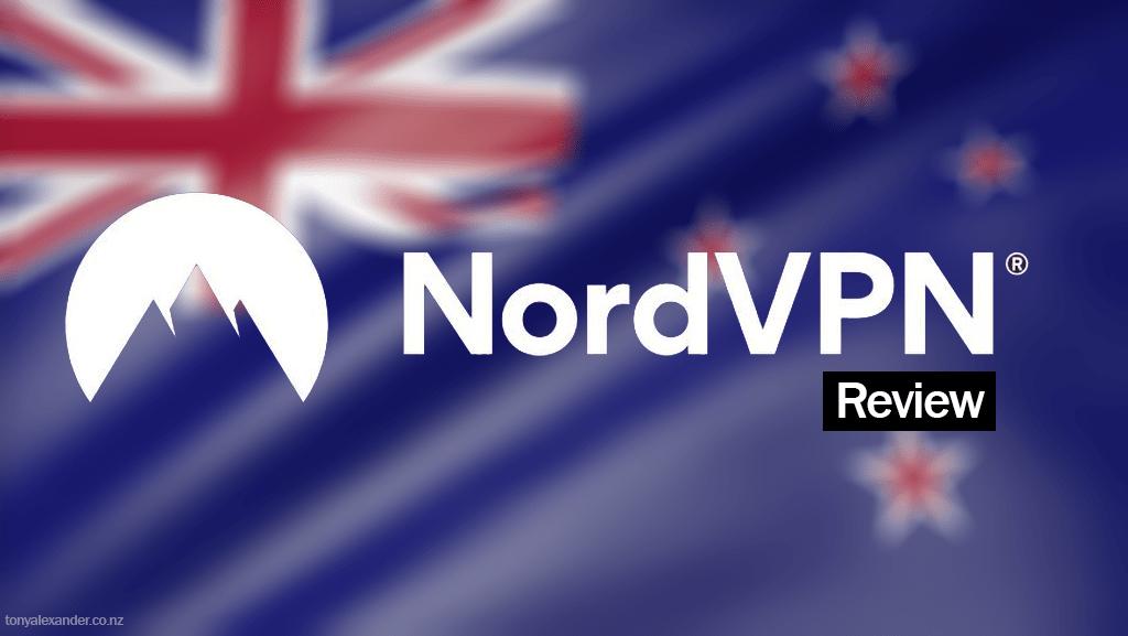 NordVPN review NZ