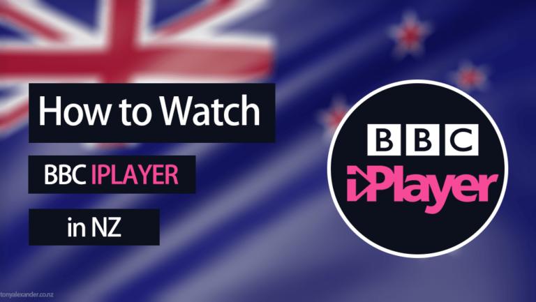 bbc iplayer nz